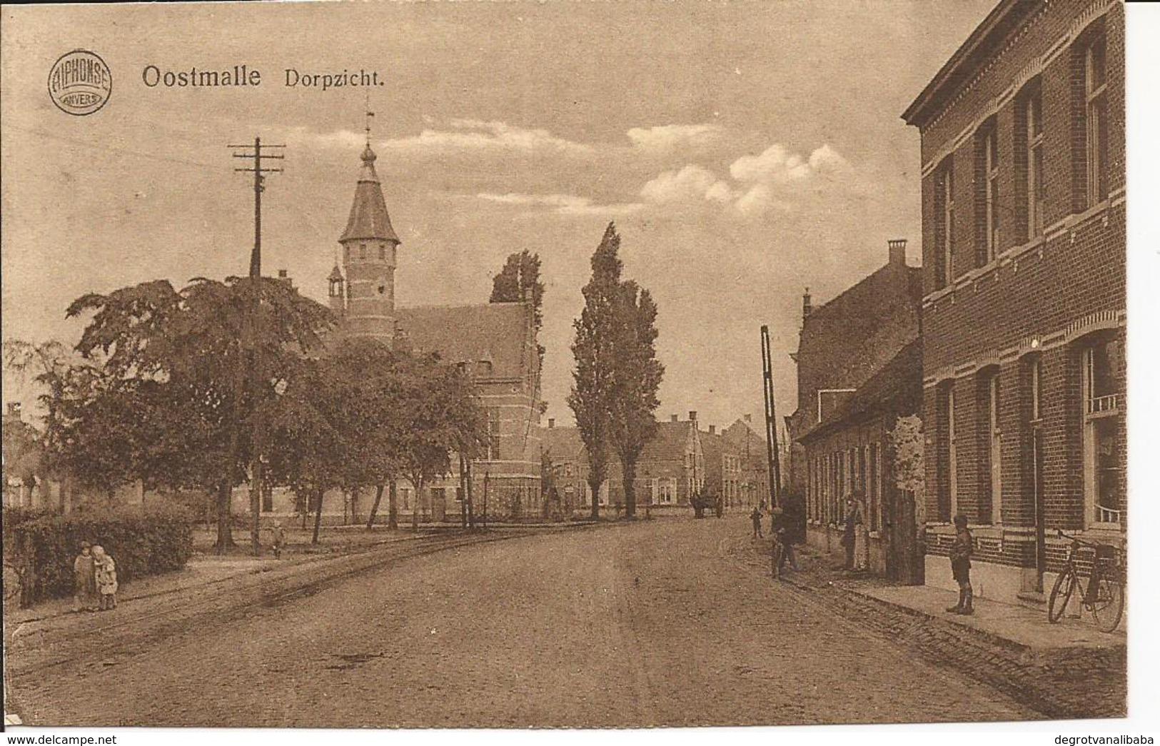 OOST-MALLE: Dorpzicht - Malle