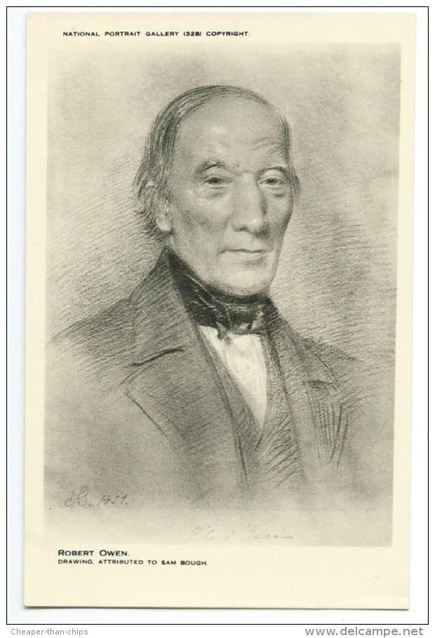 Robert Owen - Famous People