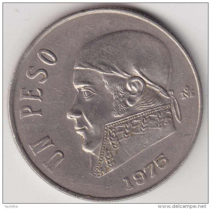 @Y@   Mexico  1 Peso  1975     (3191) - Mexico