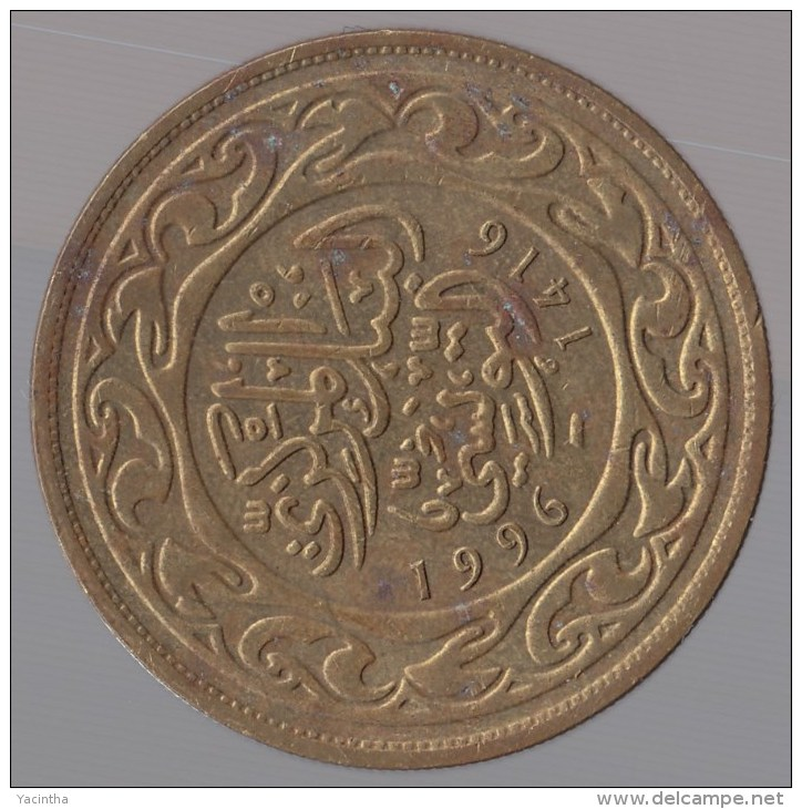 @Y@    Tunesië   100 Francs  1999        (3201) - Tunisie
