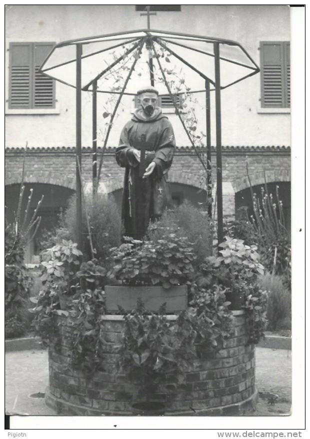 GIL835 - ALA - SAN FRANCESCO - CLAUSTRO CAP. -  TRENTO - FORMATO GRANDE - VIAGGIATA 1965 - Altre Città