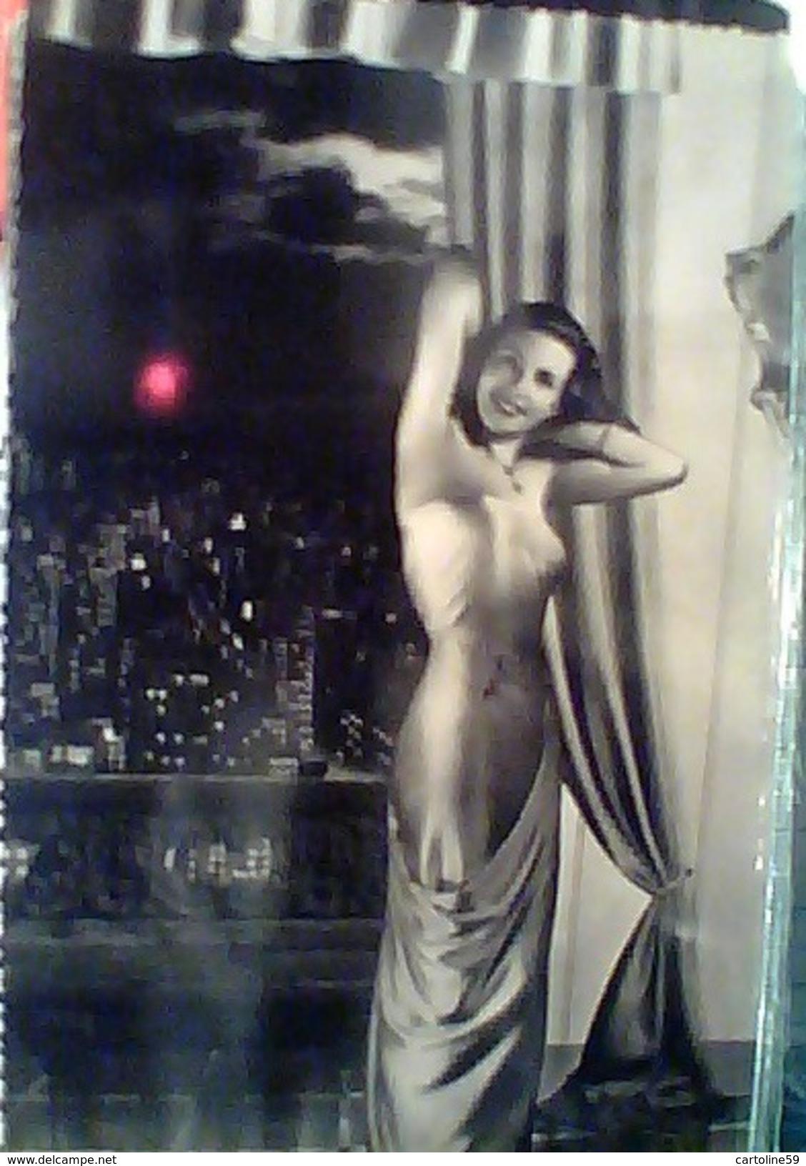 9 CARD MODA ANNI 60 SERA NOTTE MODELLE PIN UP ABITI DA SERA MOLTO BELLE /  N1960 FR6595 - Fashion