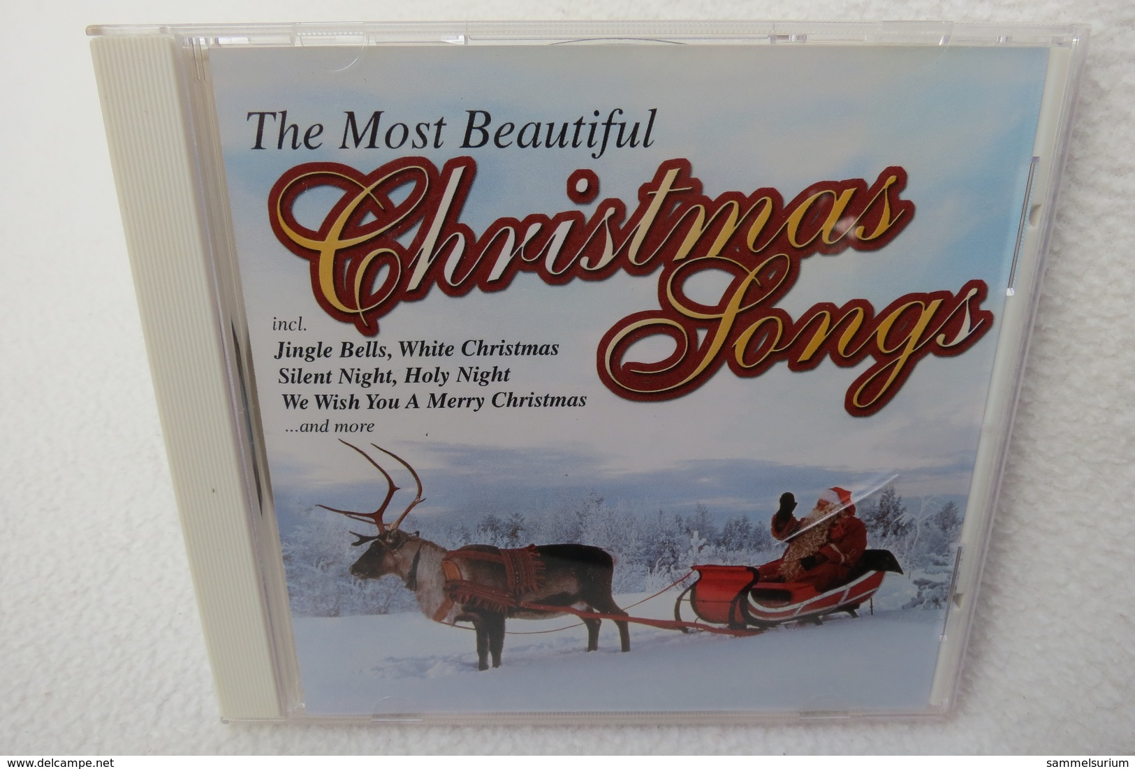 """CD """"The Most Beautiful ChristmasvSongs"""" - Weihnachtslieder"""