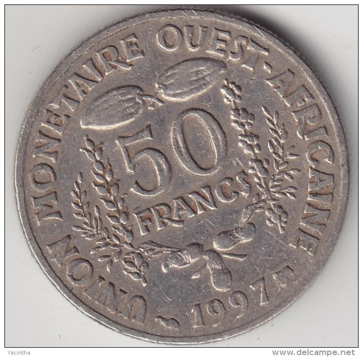 @Y@    50 Francs  Centraal Afrika  1997      (3246) - Monnaies