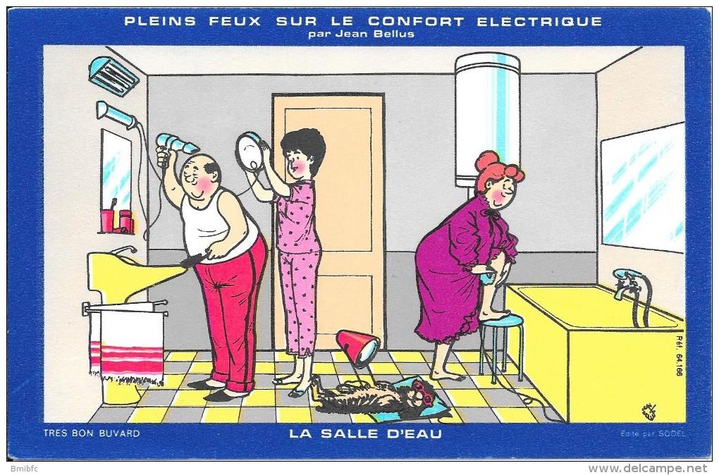 Plein Feux Sur Le Confort Electrique - Electricité & Gaz