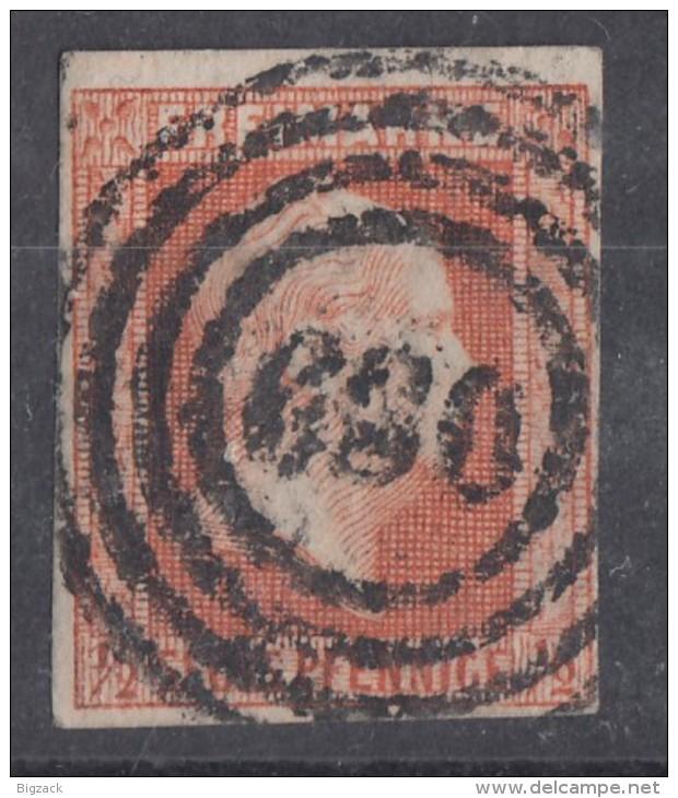 Preussen Minr.1 Gestempelt Nr.-St. 680 Imgenbroich +80 Feuser - Preussen