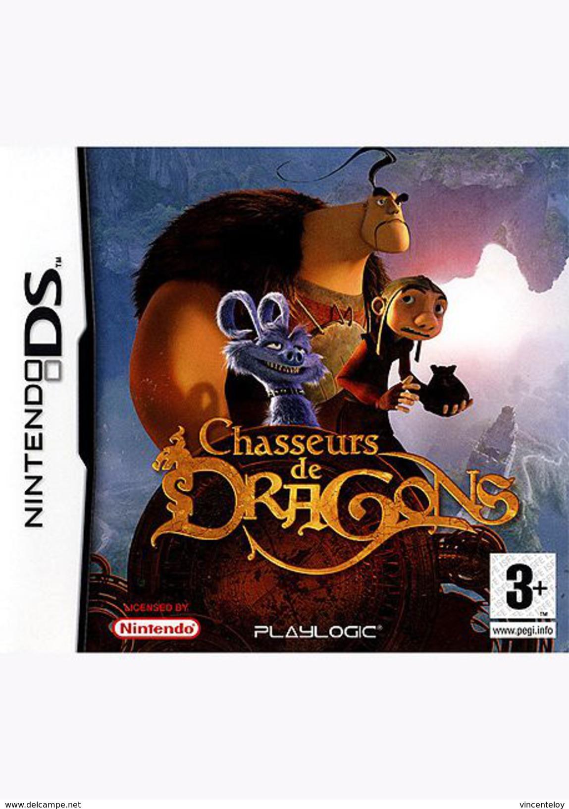 Jeu DS Chasseur De Dragons - Nintendo 64