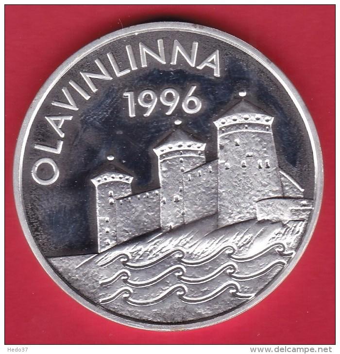 Finlande - 20 € Argent 1996 - Finlande