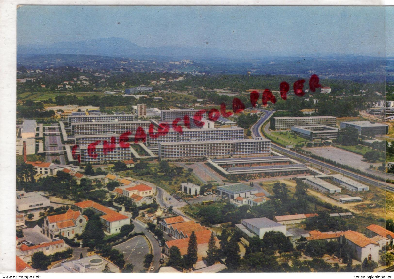 34 - MONTPELLIER - LES NOUVELLES FACULTES - A GAUCHE LES SCIENCES A DROITE LES LETTRES - Montpellier