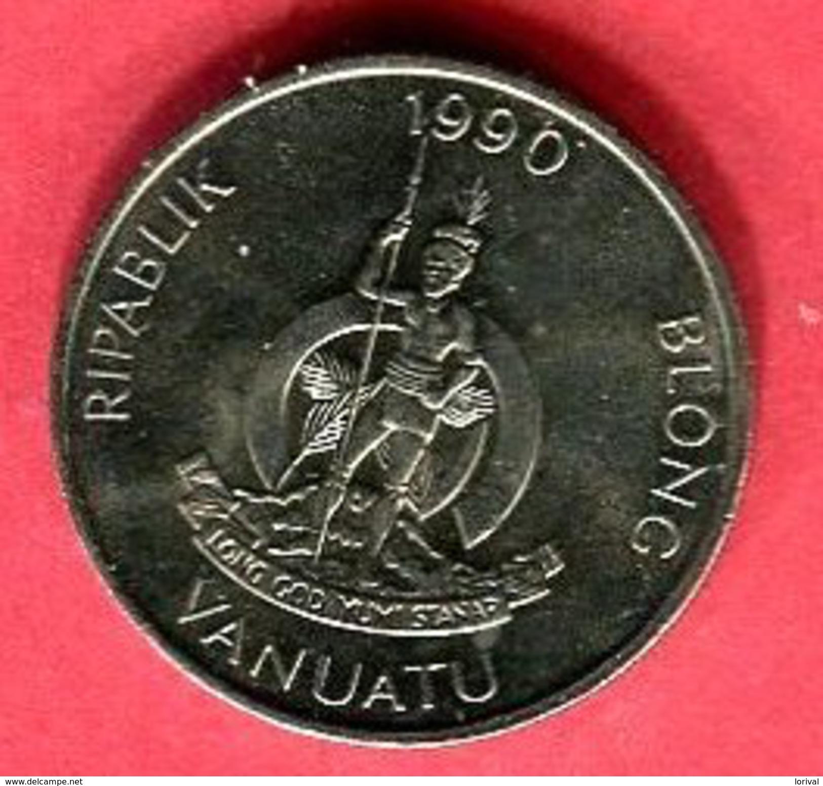 20 VATU TTB+ 7 - Vanuatu