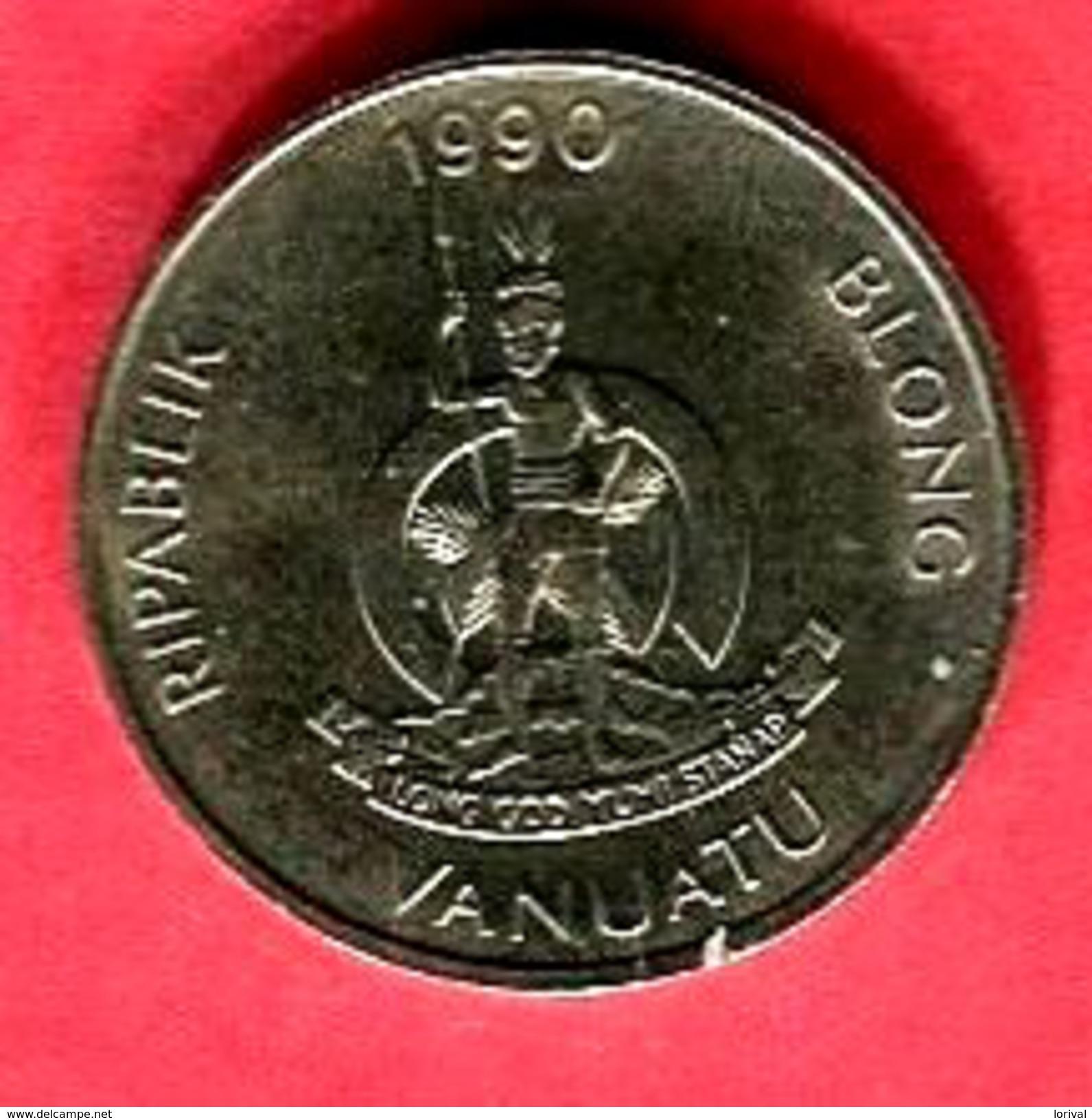 10 VATU TTB+ 4 - Vanuatu