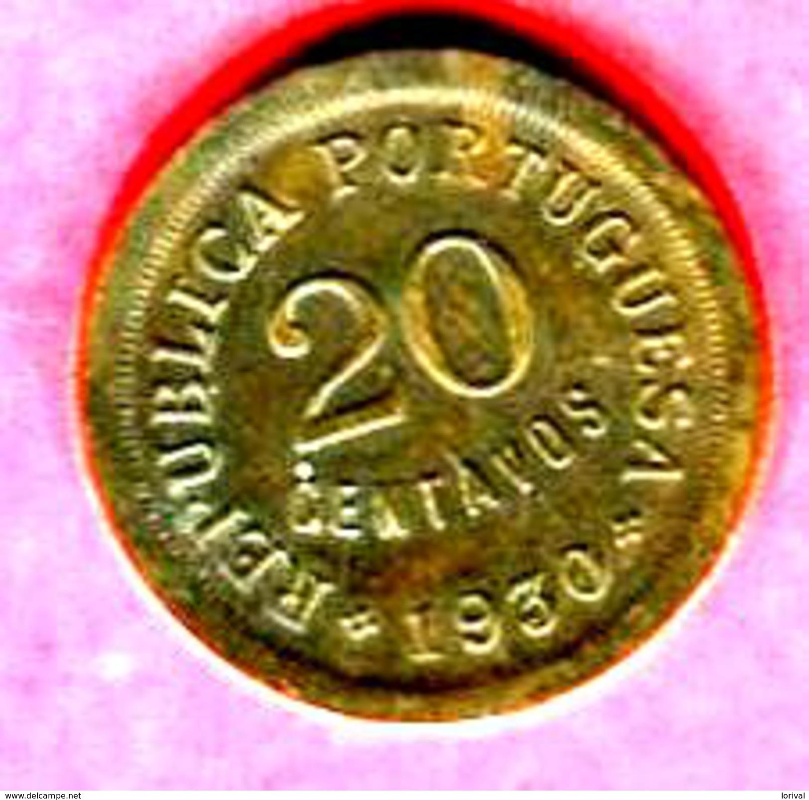 20CENTAVO( KM 3 ) TB  6 - Cap Vert