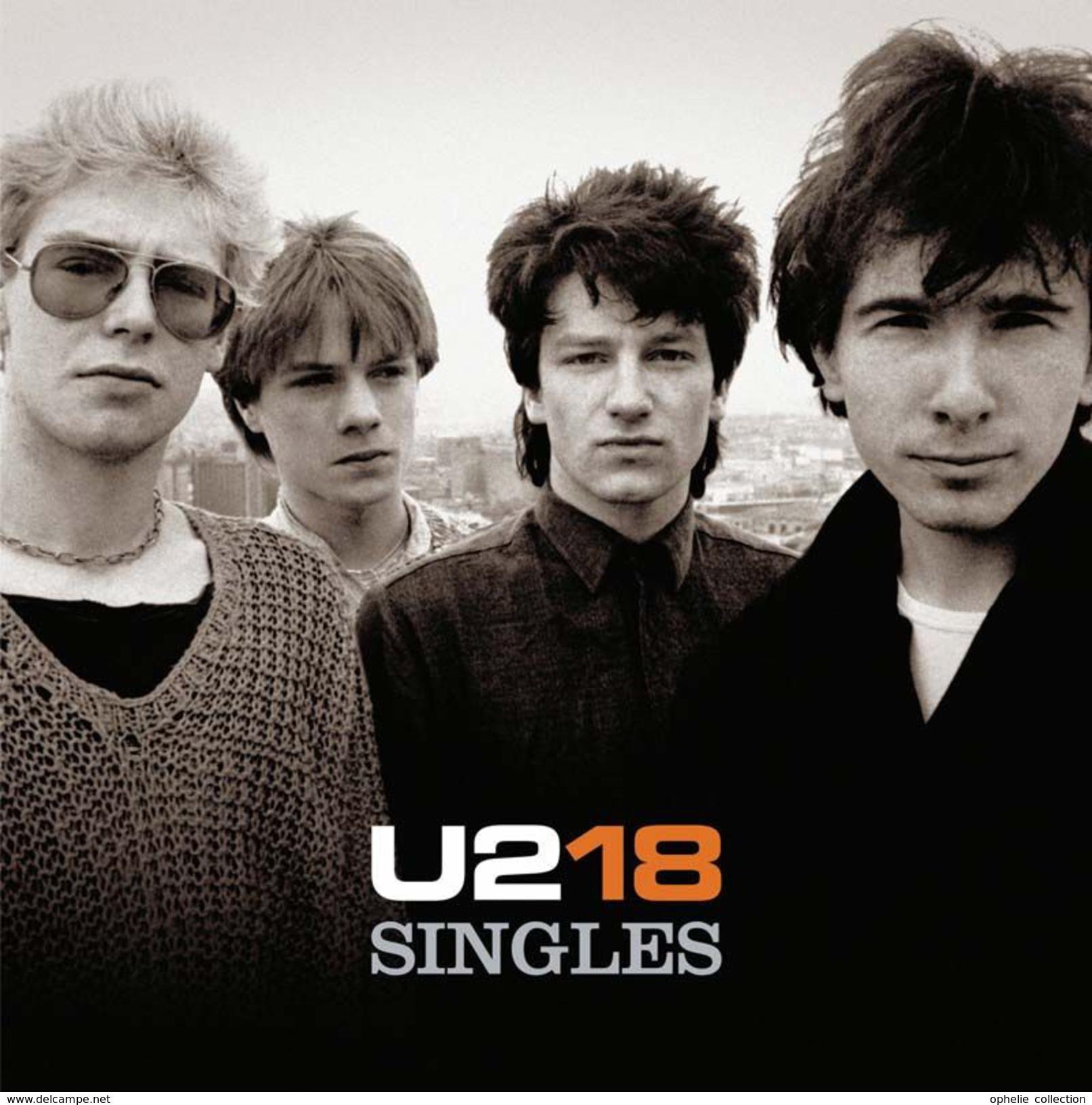 U218 Singles U2 - Disco, Pop