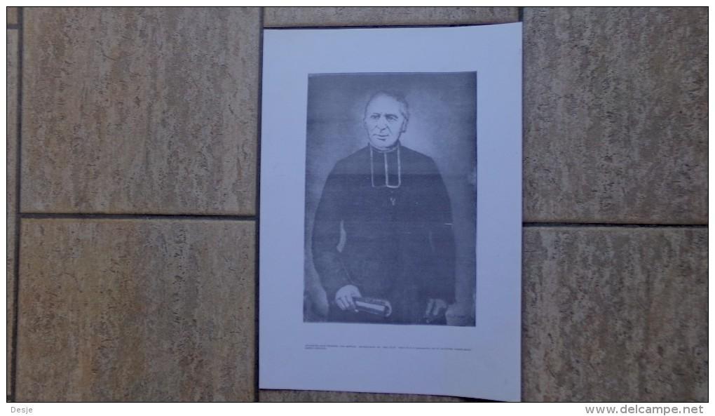 Aalst Priester Adolf Daens Door C. Paepe - Estampas & Grabados