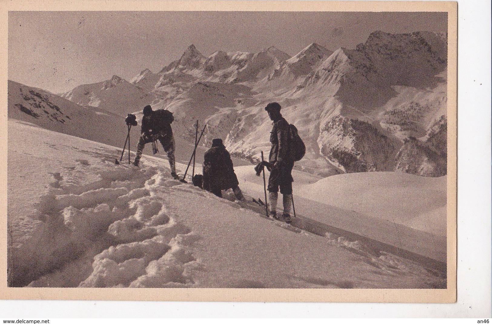 CLAVIERES - ALBERGO CLAVIERES GITA ALLA DORMILLOUSE  VG 1925 AUTENTICA 100% - Italia