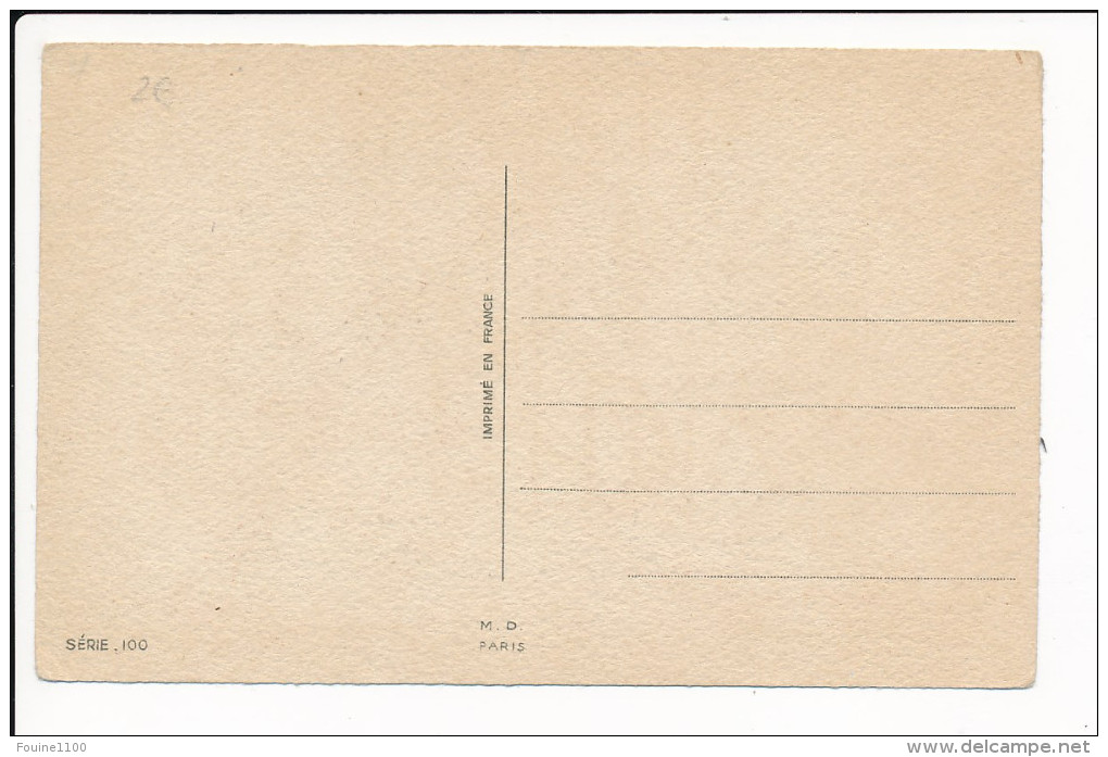 Carte Humoristique Dessin Illustrateur  Budou  Langue De Vipère Potinière Langue Trop Longue ( Recto Verso ) - Other Illustrators