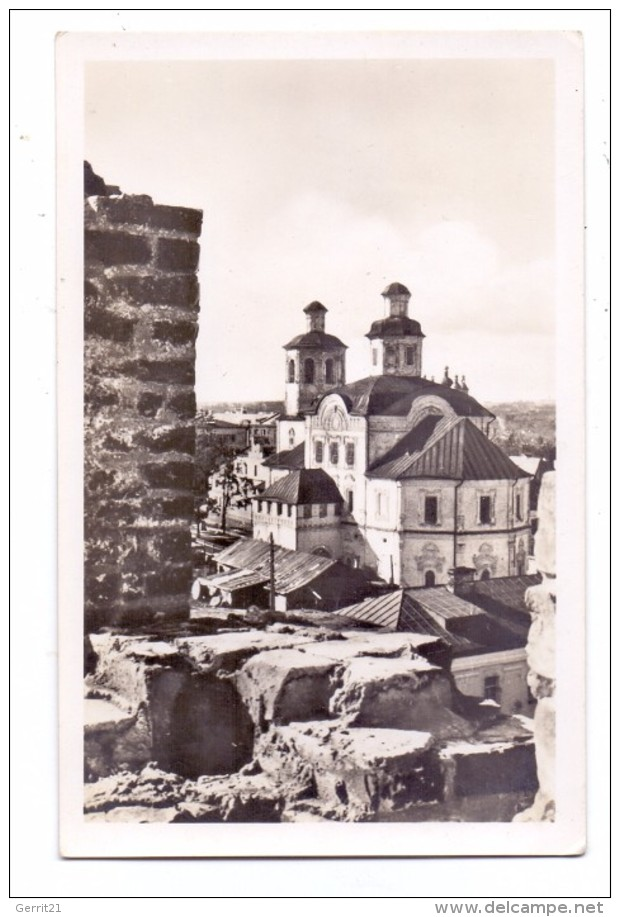 RU 214000 SMOLENSK, Blick Zur Tifenskije Kirche - Russland