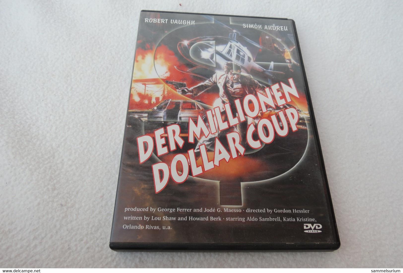 """DVD """"Der Millionen Dollar Coup"""" - Musik-DVD's"""
