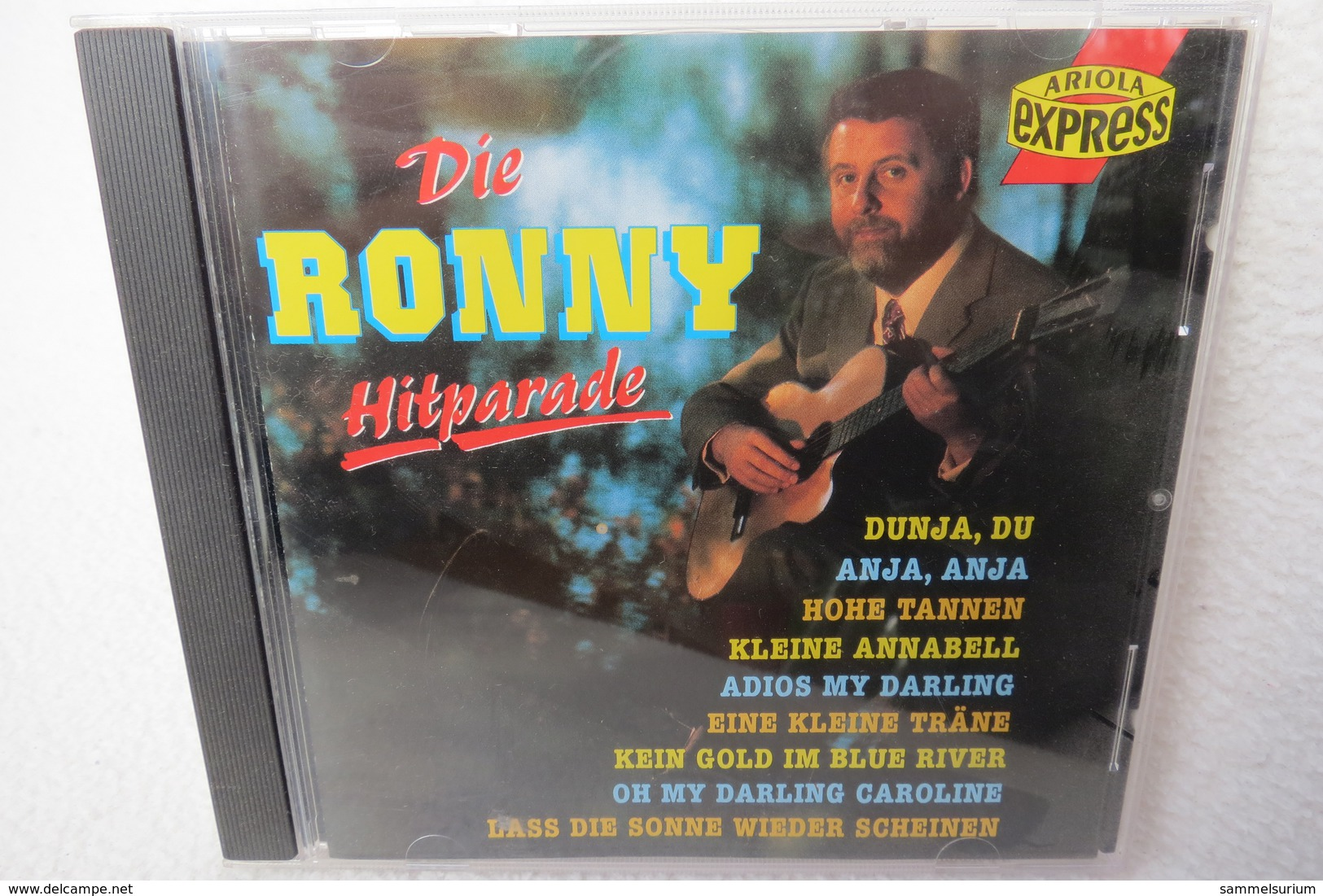 """CD """"Ronny"""" Die Ronny Hitparade - Hit-Compilations"""