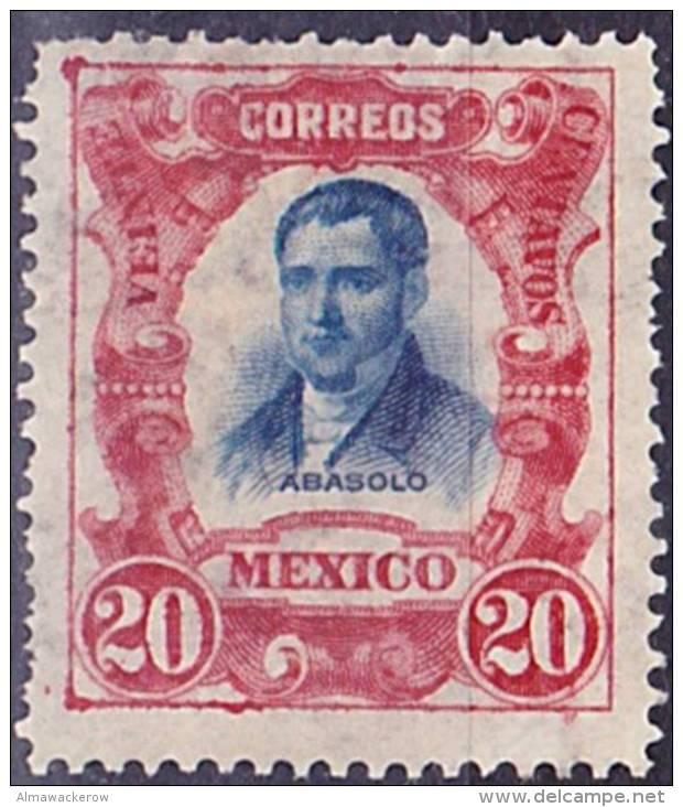 2016-0681 Mexico Mi 249 MH * - México
