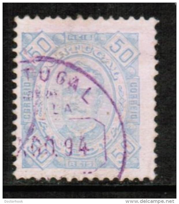 ANGOLA   Scott # 30b VF USED - Angola