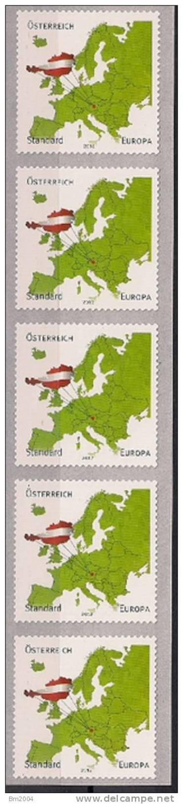 2012 Austria Mi. 3006 I  ** MNH   First  Edition Austria Maps - 2011-... Nuevos & Fijasellos