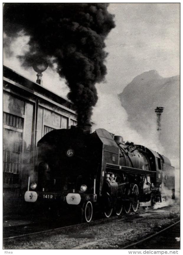 38 - GRENOBLE - Train - Grenoble