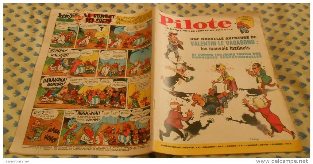 Pilote. N° 268 (10/12/1964) .Valentin Le Vagabond - Pilote