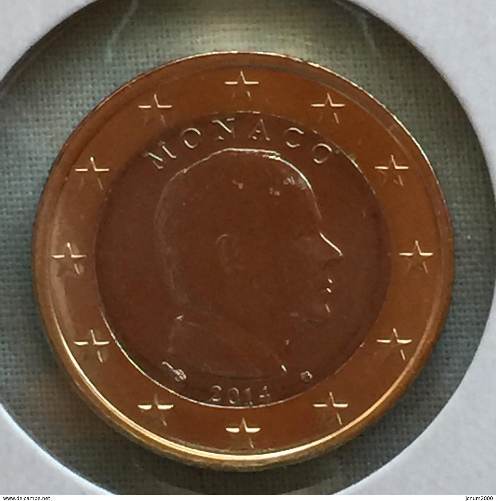 1€ 2014 Monaco - Monaco