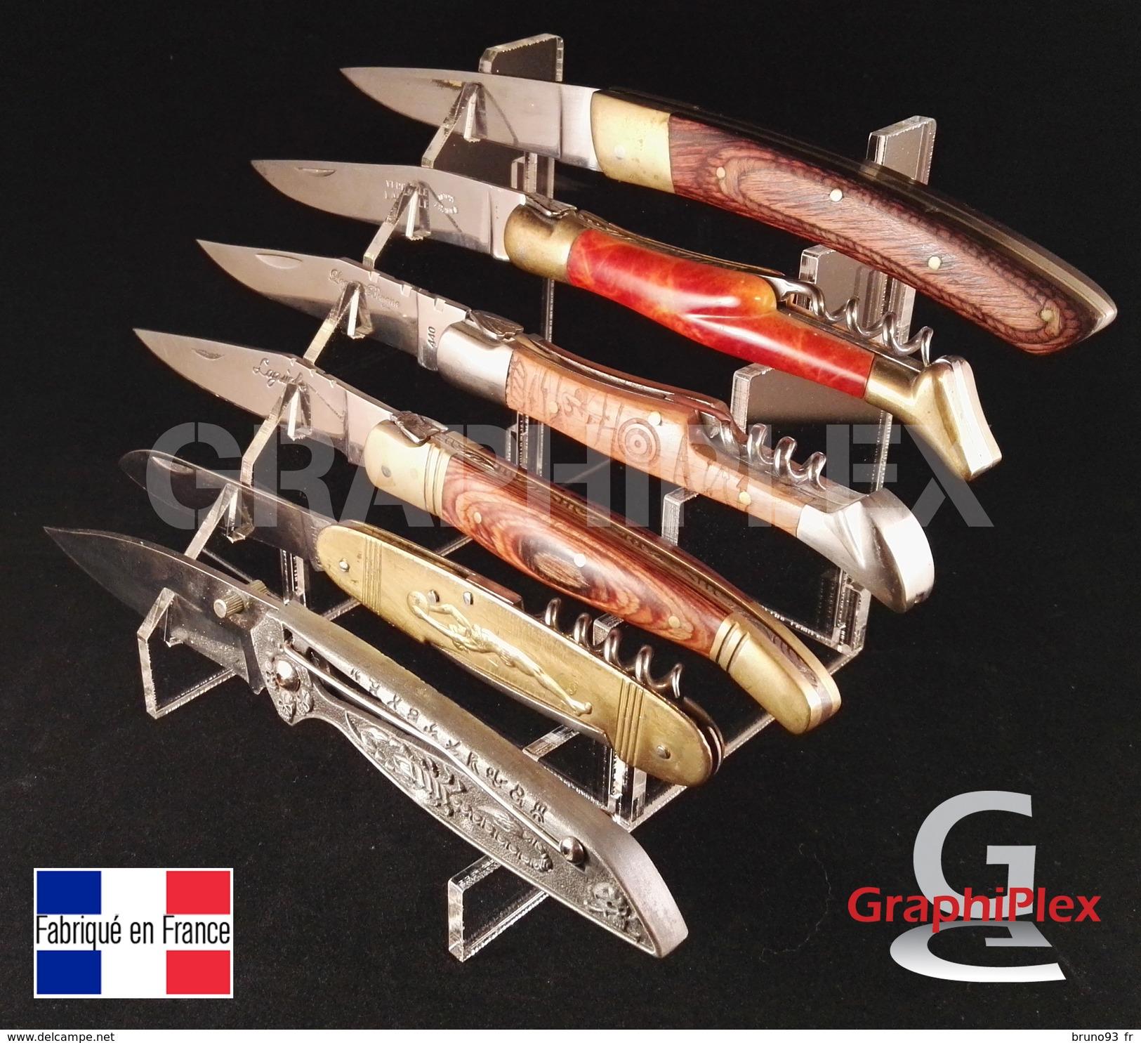 Présentoir En Plexi Pour Couteaux PRE16 - Other