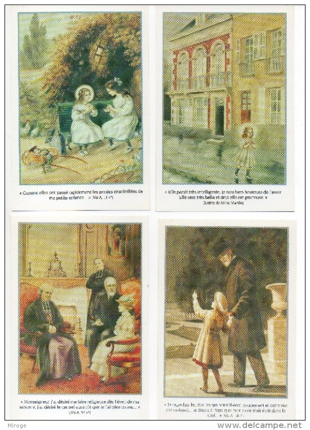 7 Religion Card Christianity Holy Christian Painting, Carte Chretienne - Religion & Esotericism