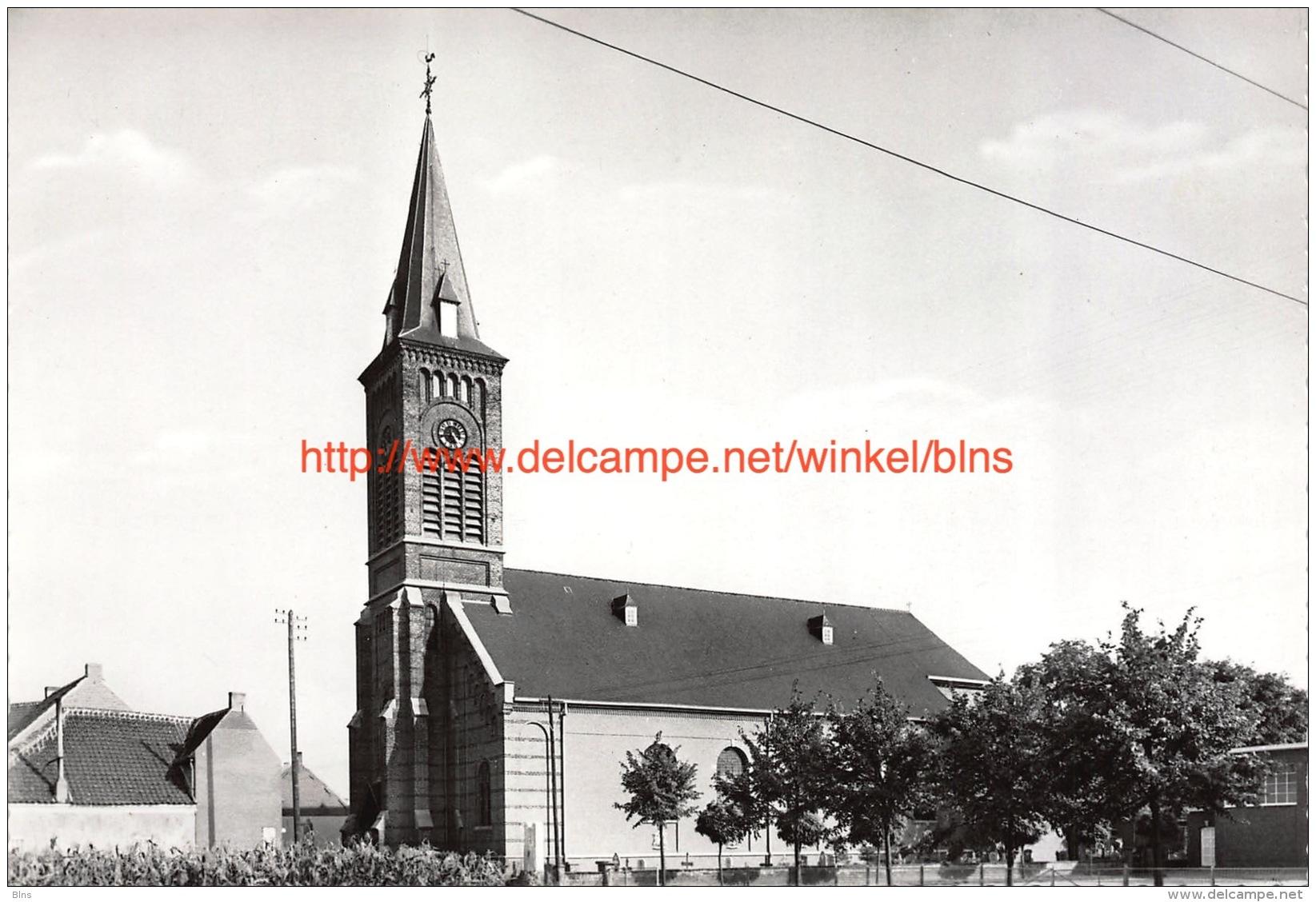 H. Drievuldigheids- En Margaritakerk Wintam - Bornem