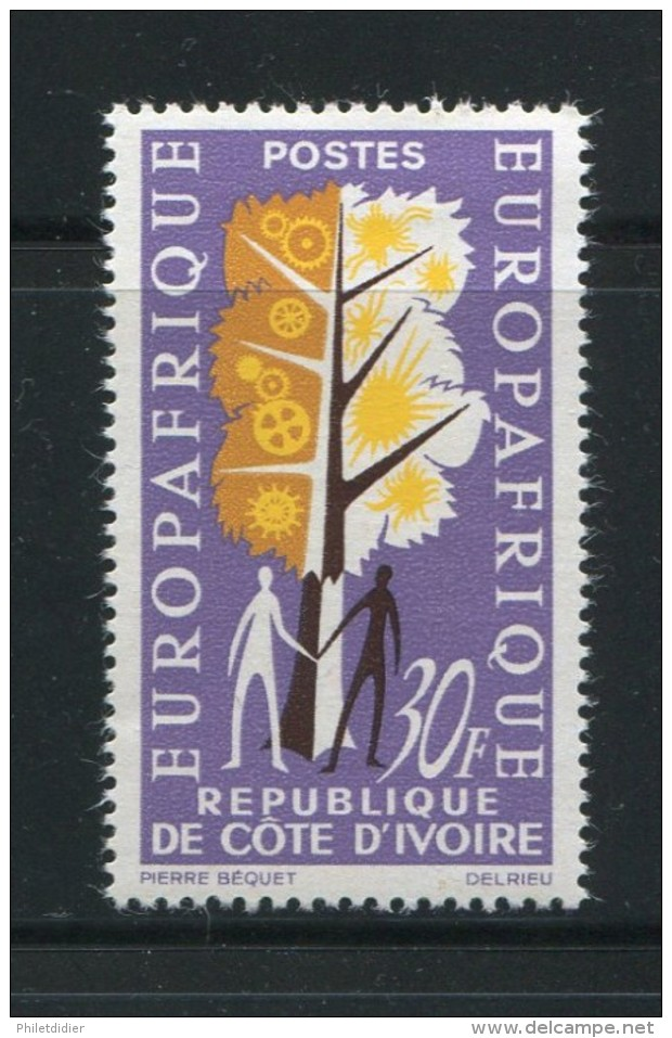 Cote D´ivoire Y&T N°227 Neuf Avec Charnière * - Costa D'Avorio (1960-...)