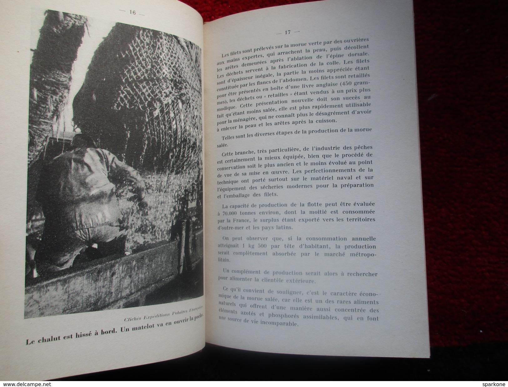 La Morue / édité Pour Le Compte Du Comité De Propagande Pour La Consommation De La Morue De 1958 - Autres