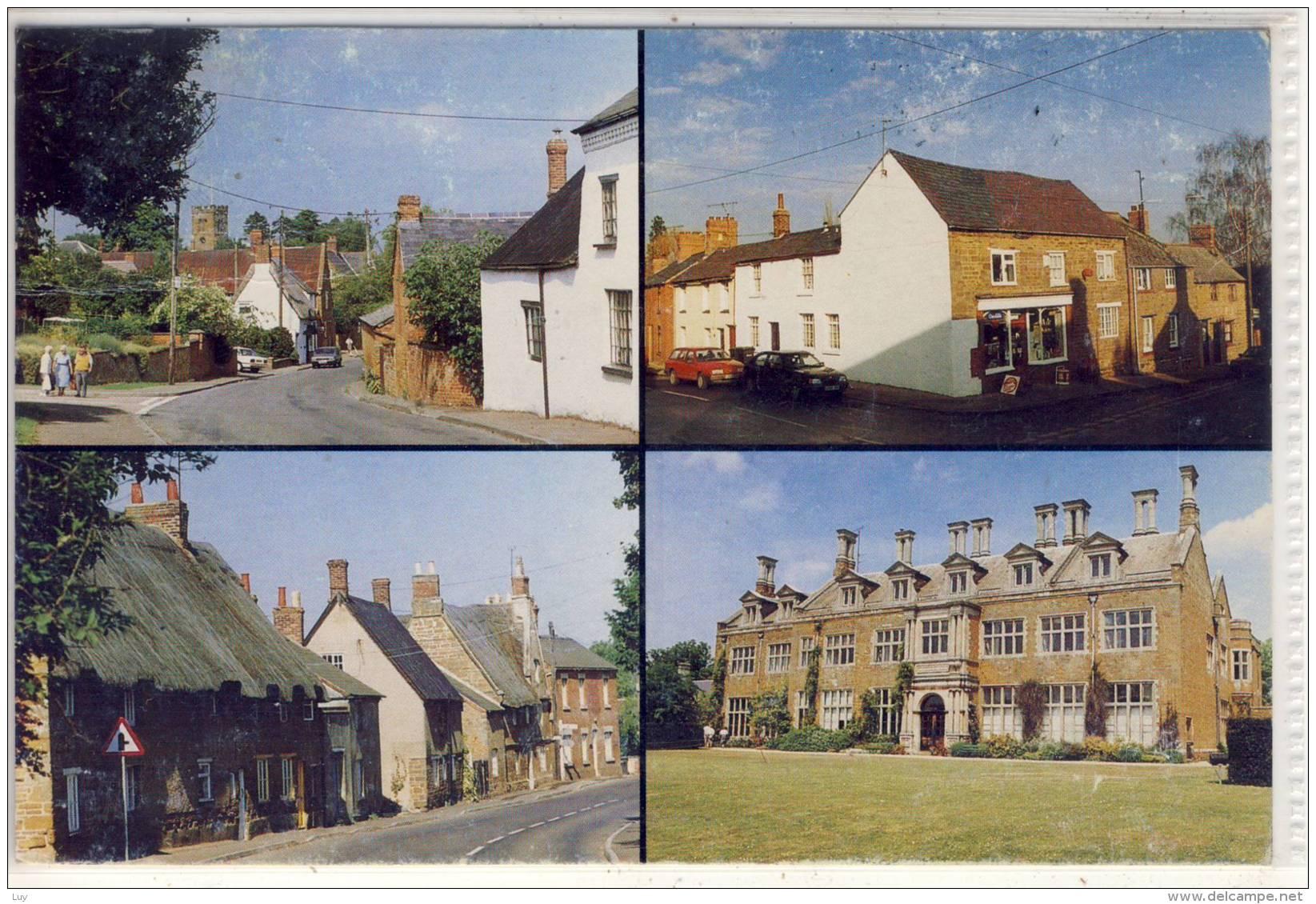 NORTHAMPTONSHIRE - Ravensthorpe, East Haddon, Spratton, .... - Northamptonshire