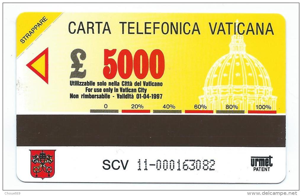 VATICAN N°11 Paradis Terrestre Particulier W PETER NEUVE - Vatican