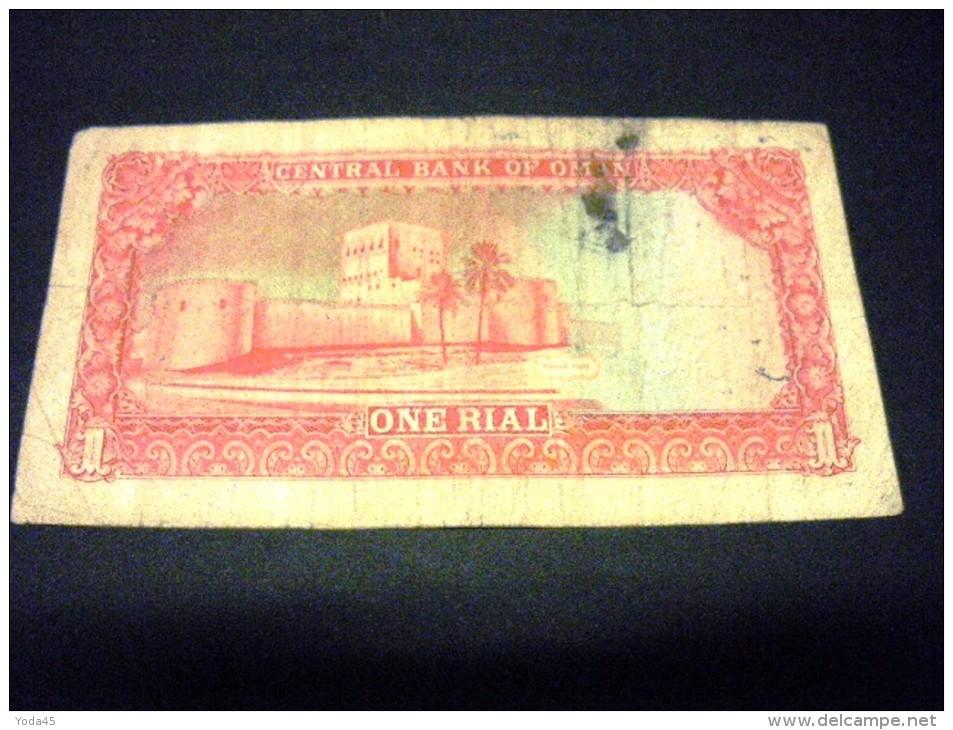 OMAN 1 Rial 1989 Pick N °26 B,OMAN - Oman
