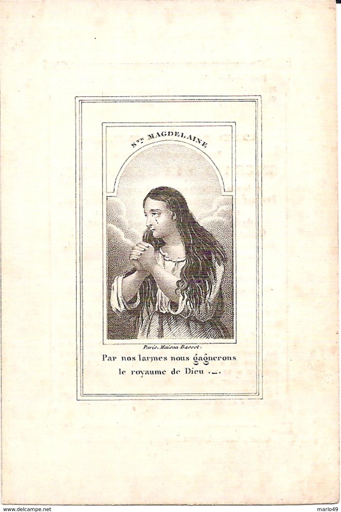 DP. E.H. MICHAEL VAN DER PIETE - ° PITTHEM 1773 - + SOMERGEM 1847 - Religion & Esotericism