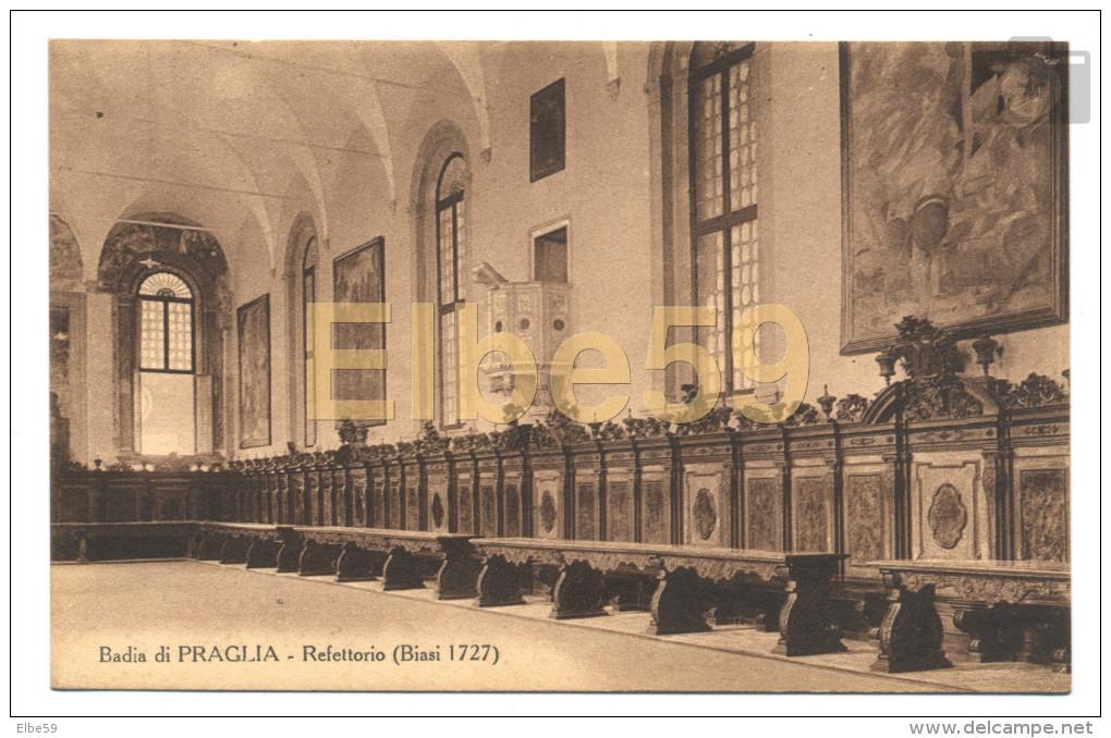 Teolo (PD), Badia Di Praglia, Refettorio (Biasi 1727), Nuova - Italia