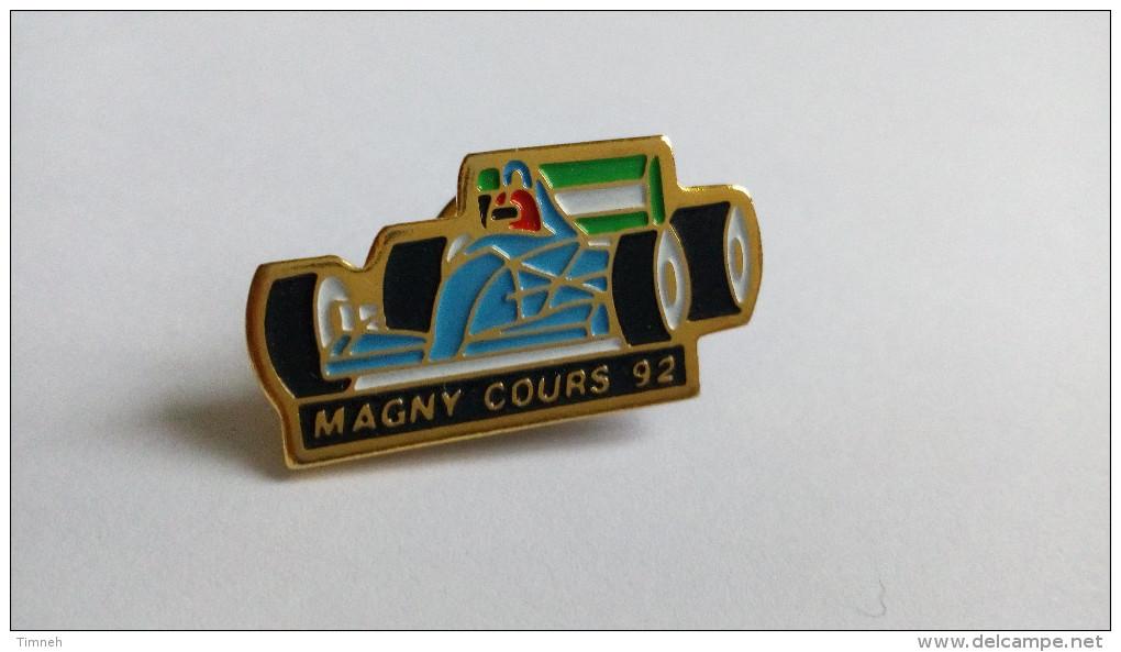 MAGNY COURS 92 AUTOMOBILE FORMULE 1 - Automobile - F1