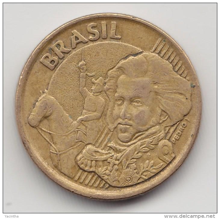 @Y@      Brazilië  10  Centavos   2002       (3545) - Brésil