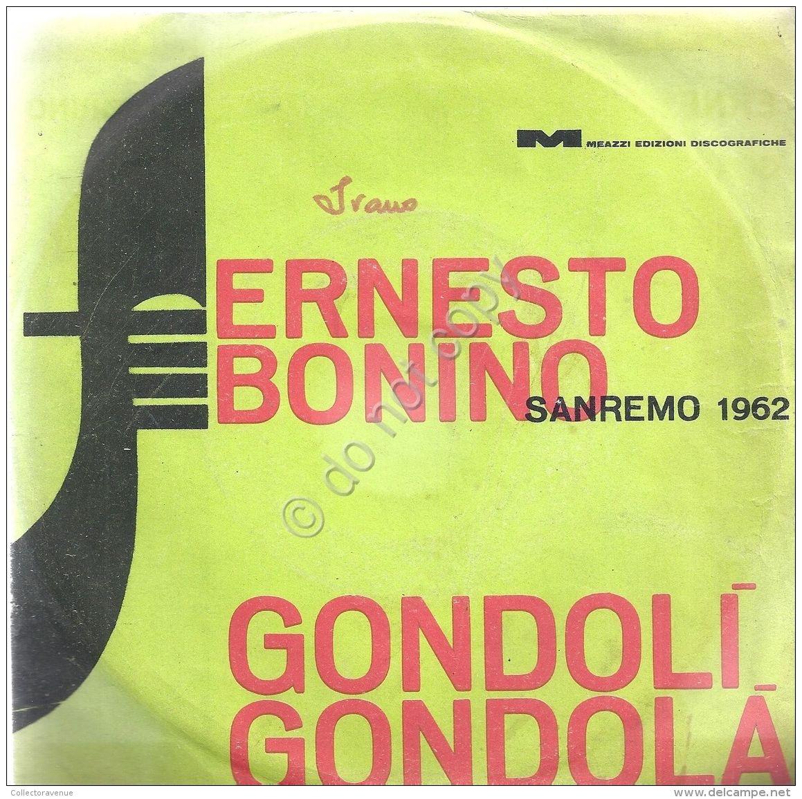 Ernesto Bonino  - Gondol? Gondol? - Loro - Musica & Strumenti