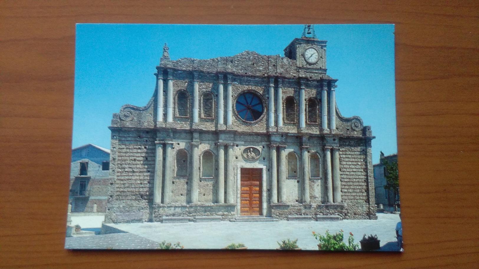 Cotronei - Chiesa Di S. Nicola Vescovo - Catanzaro