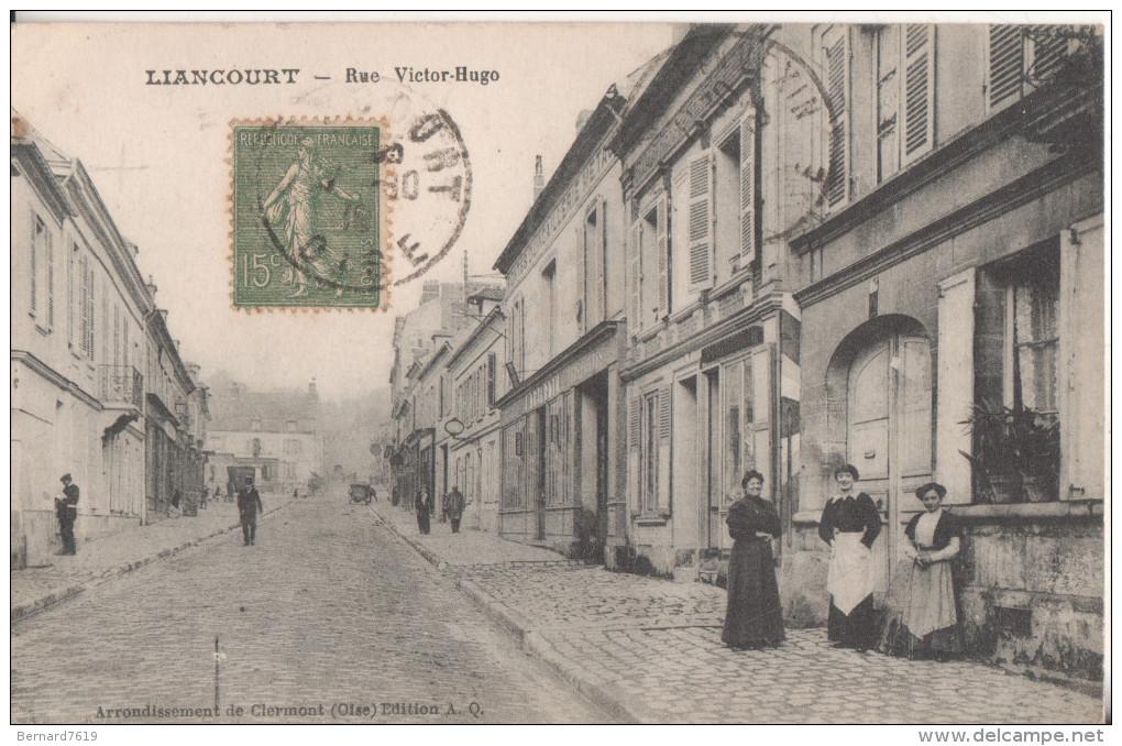 60 Liancourt Rue Victor Hugo - Liancourt