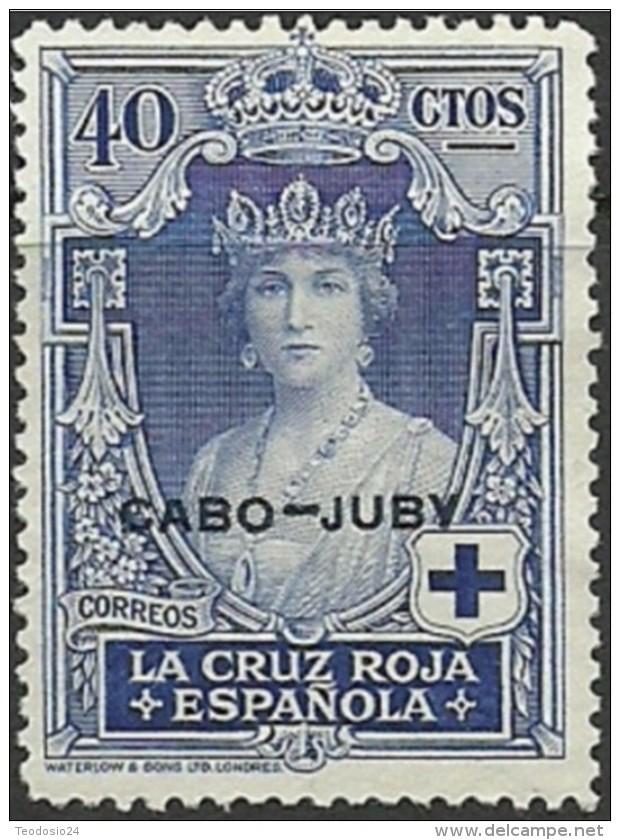 ESPAÑA 1926 COLONIAS CABO JUBY Mi:ES-CJ 32, Yt:ES-CJ 32, Edi:ES-CJ 34 - Cape Juby