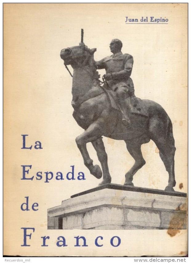 La Espada De Franco Por Juan Del Espino   La Estatua Decapitada - Autres