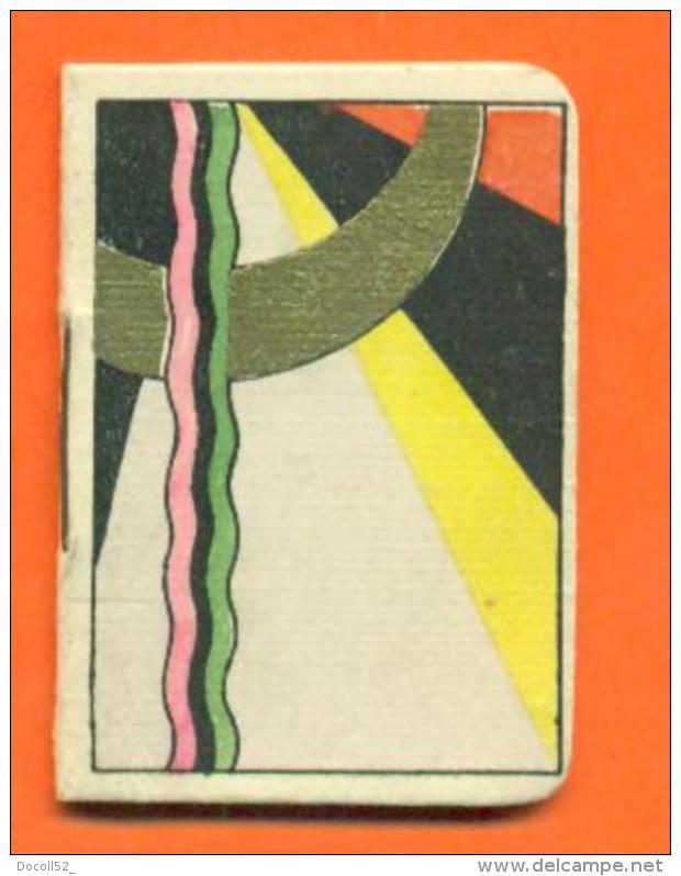 """Mini Calendrier 1935 """" Librairie Papeterie Mlles Davin à Gap ( Hautes Alpes ) 55mm X 37mm"""" 3 Scans - Kalenders"""