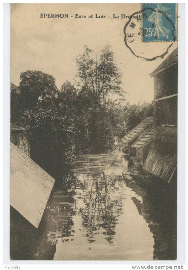 EPERNON - La Drouette - Epernon