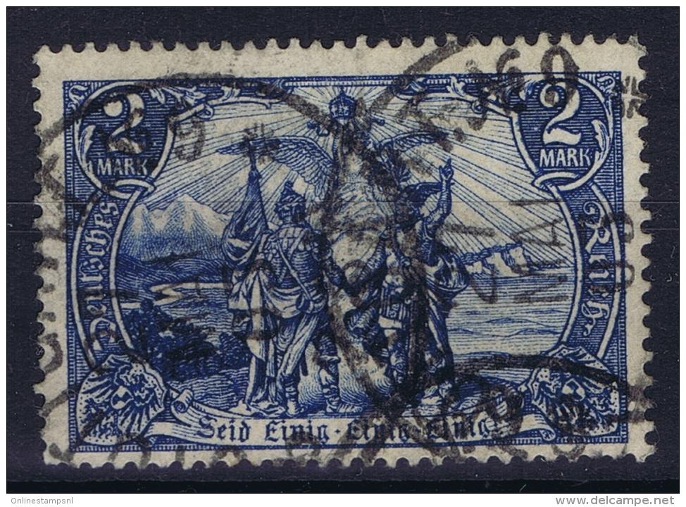 Deutsche Reich Mi Nr 79 Used 1902 - Deutschland