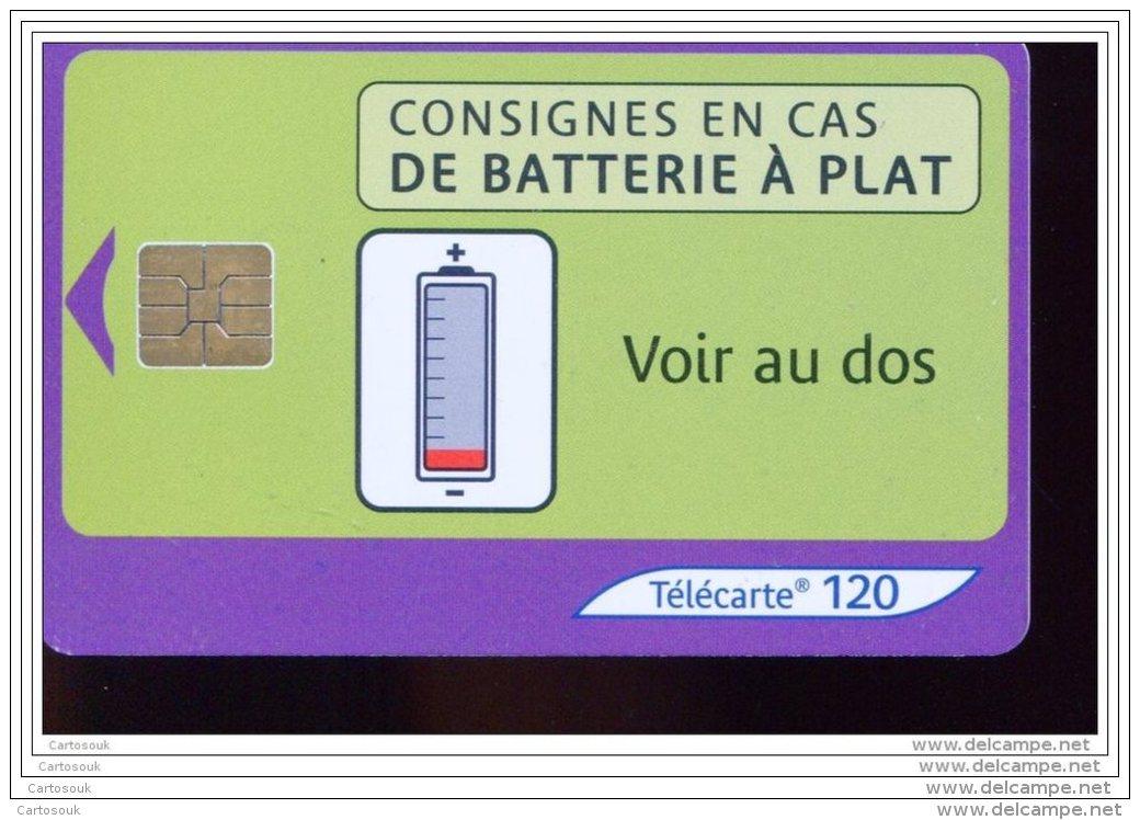 F1273A      BATTERIE  2   05/03   120U    SO3 - France